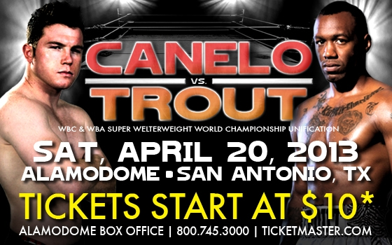 Showtime Championship Boxing - Canelo vs. Trout