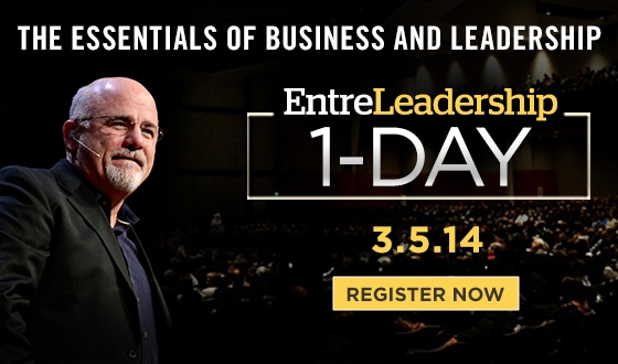 Dave Ramsey's EntreLeadership One Day