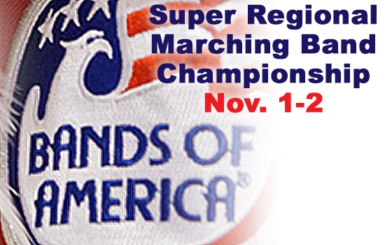 Bands of America Super Regionals