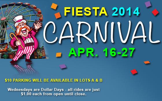 2014 Fiesta Carnival