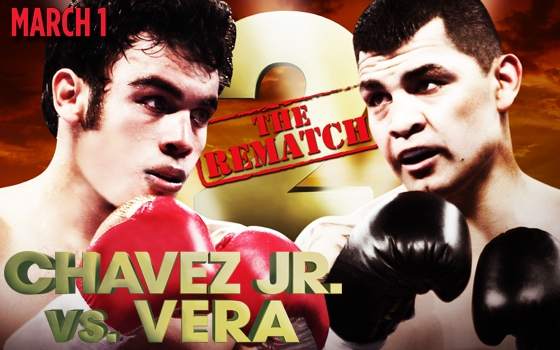 JULIO C�SAR CH�VEZ, JR. vs. BRYAN VERA