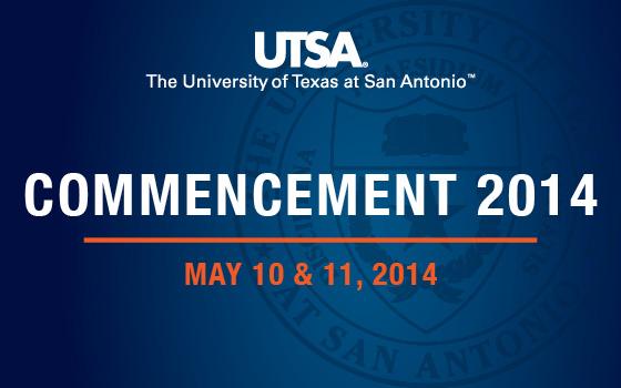 2014 UTSA Commencement