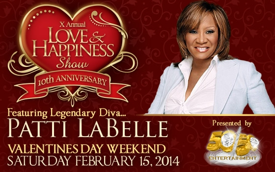 Love&Happiness Show featuring Patti LaBelle