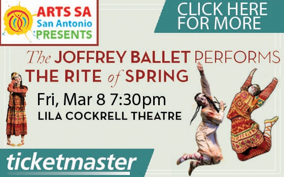 The Joffrey Ballet - The Rite of Spring
