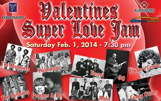 Valentines Super Love Jam