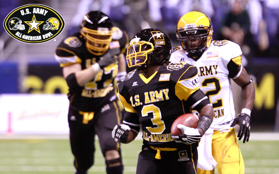 2012 U.S. ARMY ALL-AMERICAN BOWL