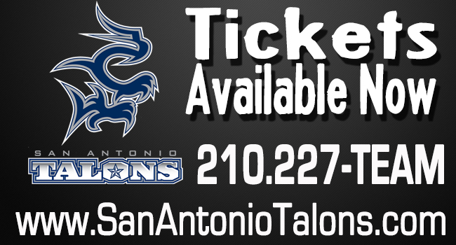 San Antonio Talons Pre-Season Game