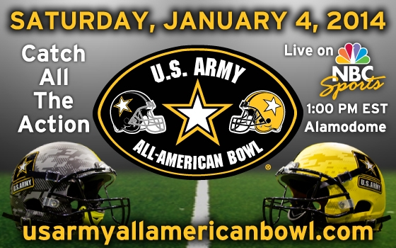 U.S. Army All-American Bowl and SA Sports All-Star Football Game