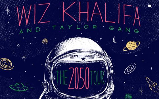 AEG Live Presents Wiz Khalifa, The 2050 Tour