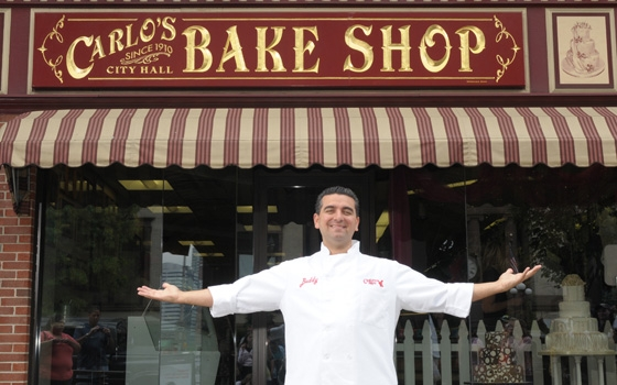 Buddy Valastro:  The Cake Boss
