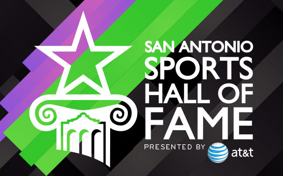 San Antonio Sports Hall of Fame Tribute