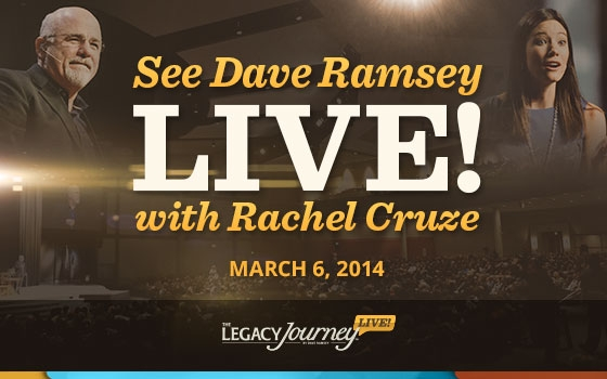 Dave Ramsey's Legacy Journey LIVE