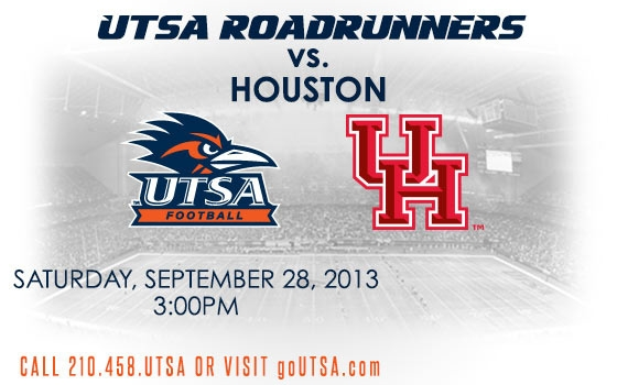 UTSA vs. Houston