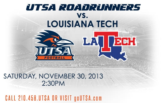 UTSA vs. Louisiana Tech