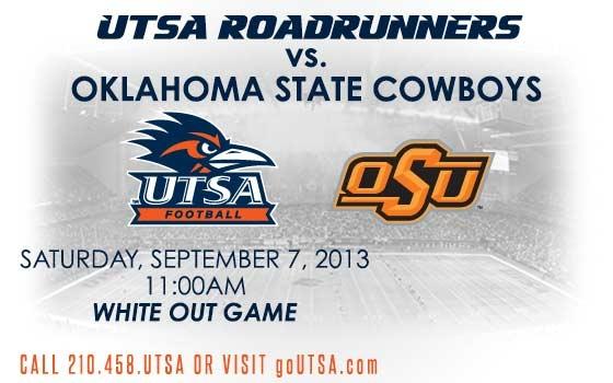 UTSA vs . Oklahoma State