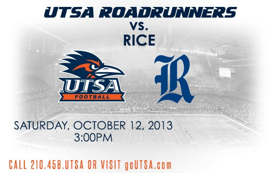 UTSA vs. Rice University