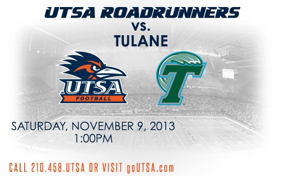 UTSA vs. Tulane University