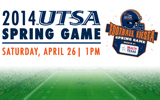 UTSA Football Fiesta Spring Game